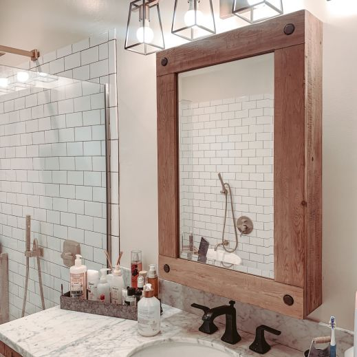 Bathroom Remodel Finale