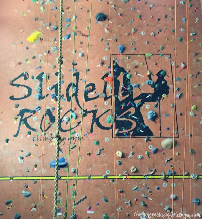 Ideas Party Rock Birthday Climbing