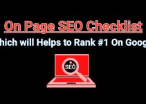 [Updated] A Complete On-Page SEO Checklist in 2020
