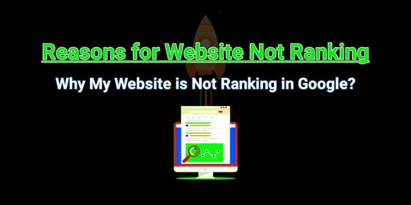 Why-is-my-website-not-ranking-on-google