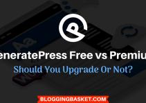 Generatepress Free Vs Premium – Is it Worth Upgrading? 2021