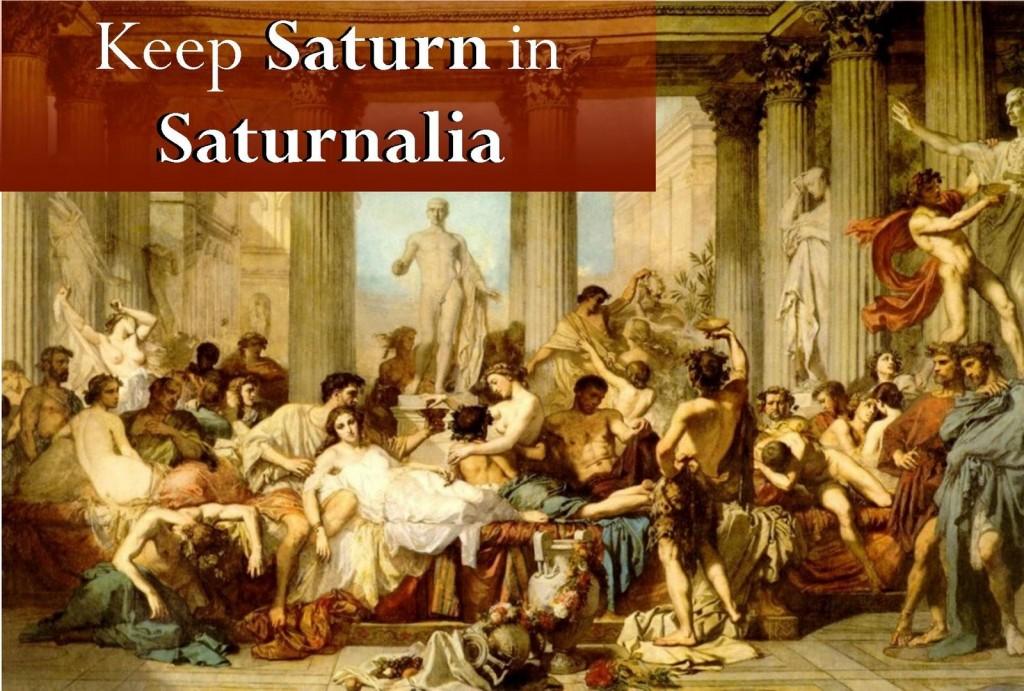 Image result for saturnalia