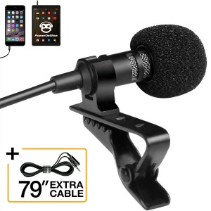 Gift Ideas for Bloggers: Lavalier Mic