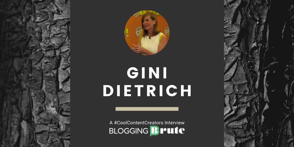 A #CoolContentCreators Interview with author and agency owner, Gini Dietrich on overcoming content marketing challenges.