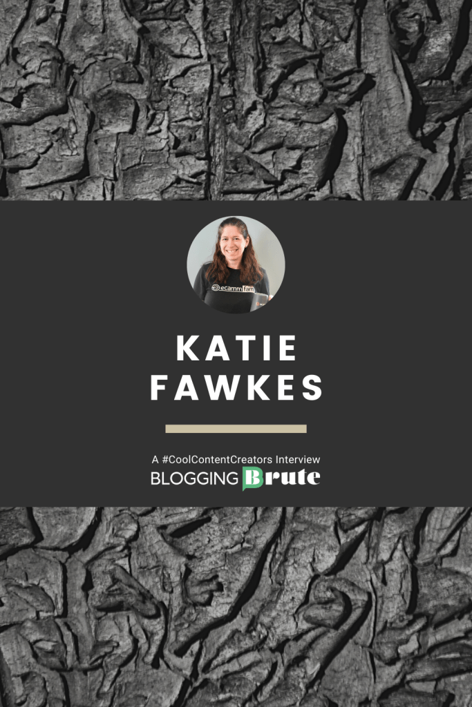 A #CoolContentCreators Interview with savvy content planner, Katie Fawkes.