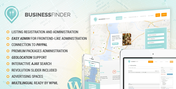 BusinessFinder