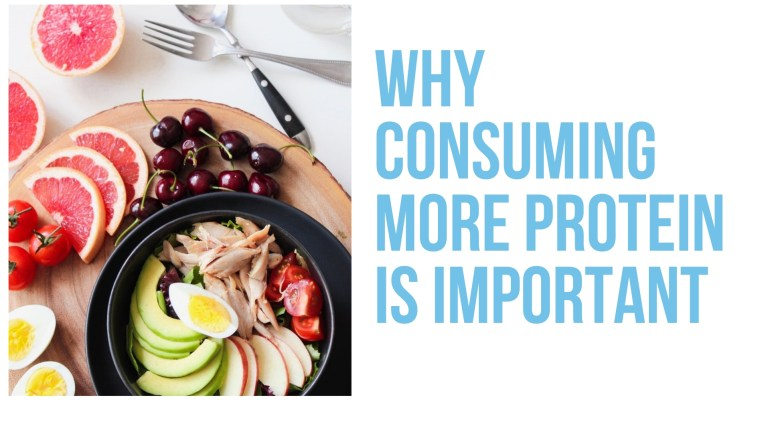 Why Consuming More Protein Is Important