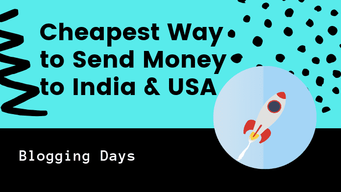 Cheapest Way to Send Money to India