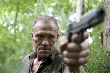 Merle Dixon in Season 3 of The Walking Dead