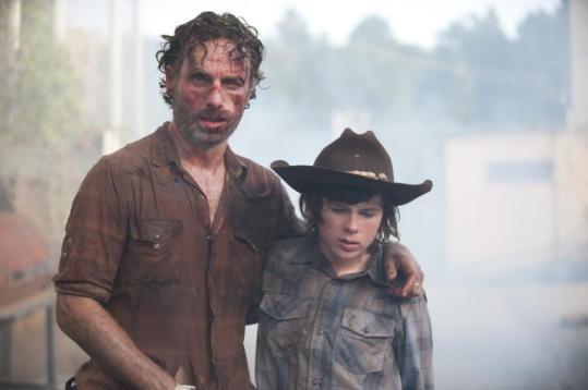Walking Dead Season 4 Episode 9