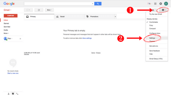 Discover How to Easily Setup Your Domain Email in Gmail