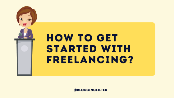 How to get started with freelancing