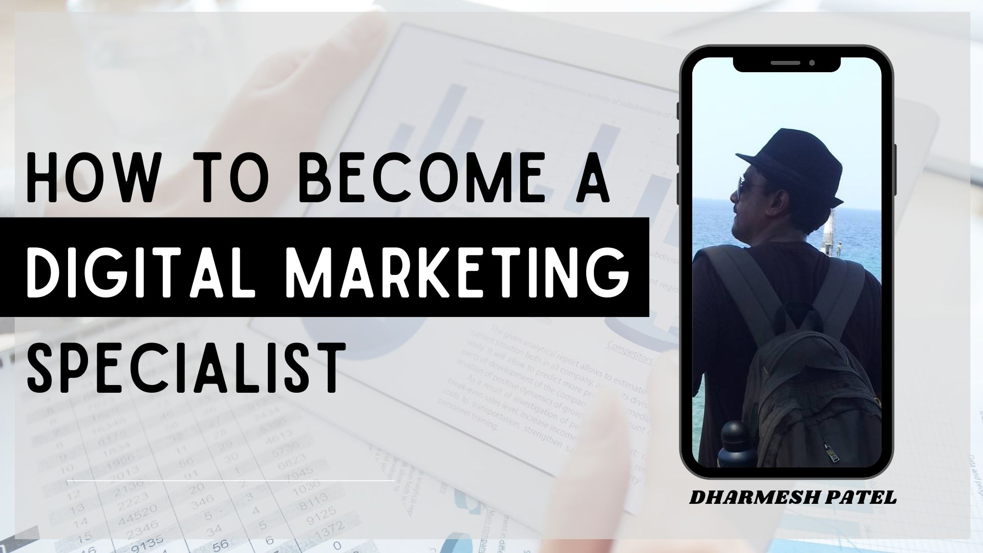 How To Become A Digital Marketing Specialist?: Dharmesh Patel via @bloggingfilter