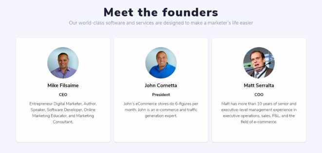 GROOVEFUNNELS REVIEW: WHO IS BEHIND GROOVEFUNNELS