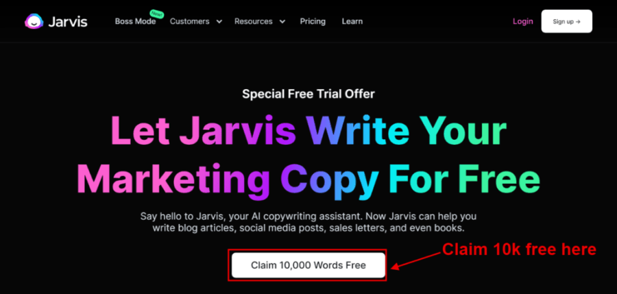 jarvis.ai free trial: how to activate the Jarvis free trial