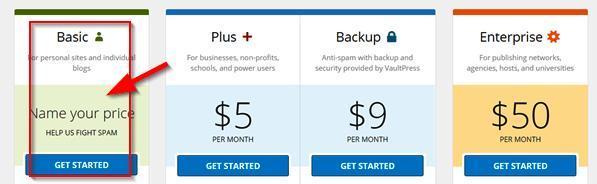 akismet-plugin-plan-choose-basic-free