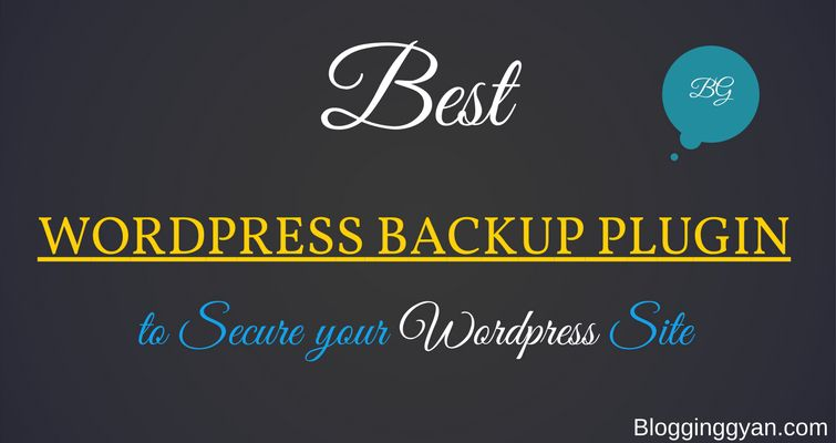 Top 5 Best WordPress Backup Plugin for 2017 (Free & Premium)