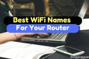Best WiFi Names For Your Router