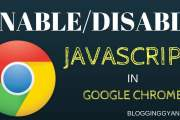 JavaScript Disable Enable Kaise Kare