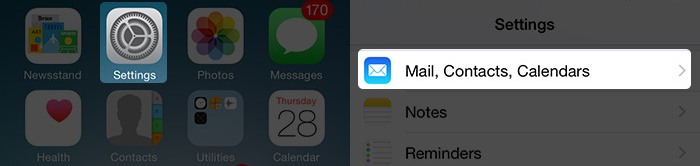 Mail-Contacts-and-Calendars-Settings-on-iPhone