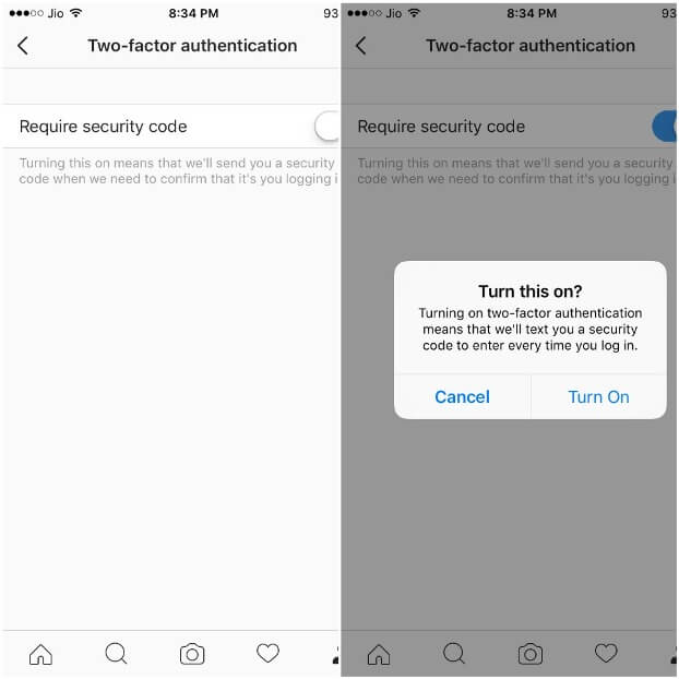 Turn-On-Require-Security-Code-in-Instagram
