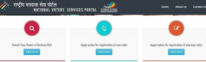 Voter ID Card apply online