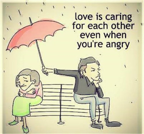 Love is caring