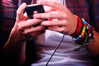 iphone boys dp