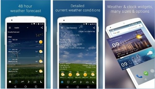transparent-clock-and-weather-wedgets-for-android
