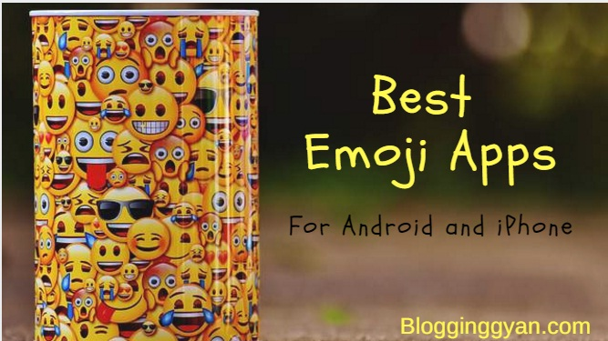 Top 10 Free Best Emoji Apps for Android and iPhone 2017