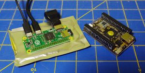 Raspberry Pi Zero and Next Thing's CHIP