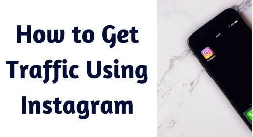 How to get free traffic using Instagram