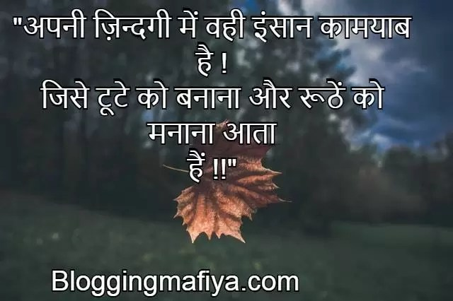Best Quotes on Life in Hindi | Inspirational Quotes in Hindi 1