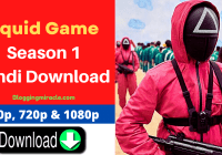 {Download Now} Squid Game Full Season 1 Download in Hindi Netflix 720p and 1080p