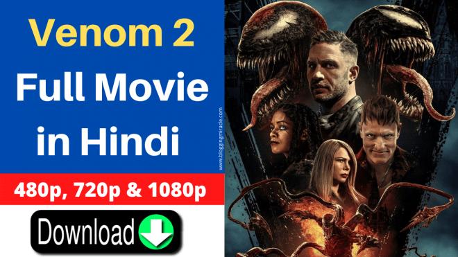 {LATEST} Venom 2 Full Movie in Hindi Download Pagalmovies 2021