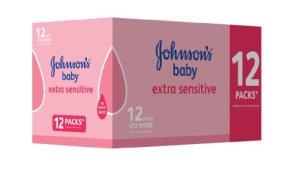 Johnson's wipes