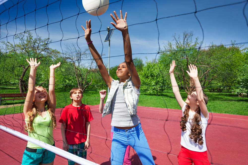 Fun Sports to Play with Your Kids