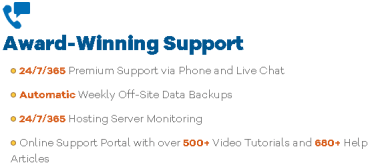 Hostgator Shared Hosting services support