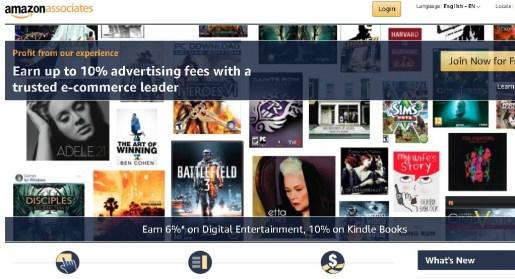 Best 5 Affiliate Marketing Programs_AmazonAffiliate