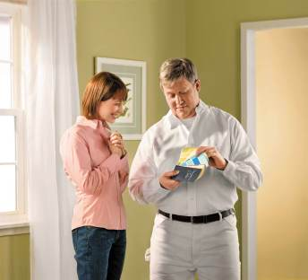 Sherwin-Williams helps paint contractors with insight into their customer's needs.
