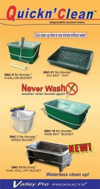 bucket liners