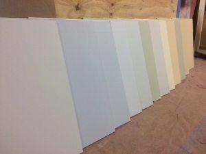 color samples blogging