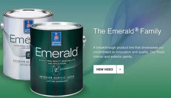 Sherwin Williams Emerald Reviews : The Blogging Painters
