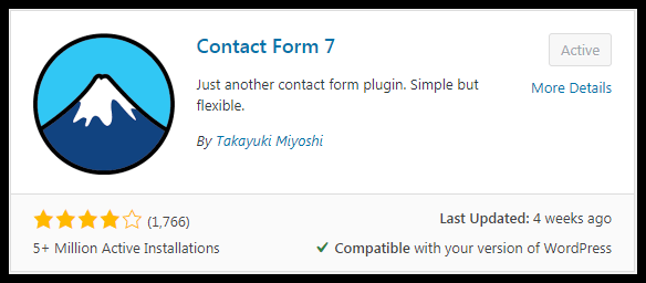 stop contact form 7 spam