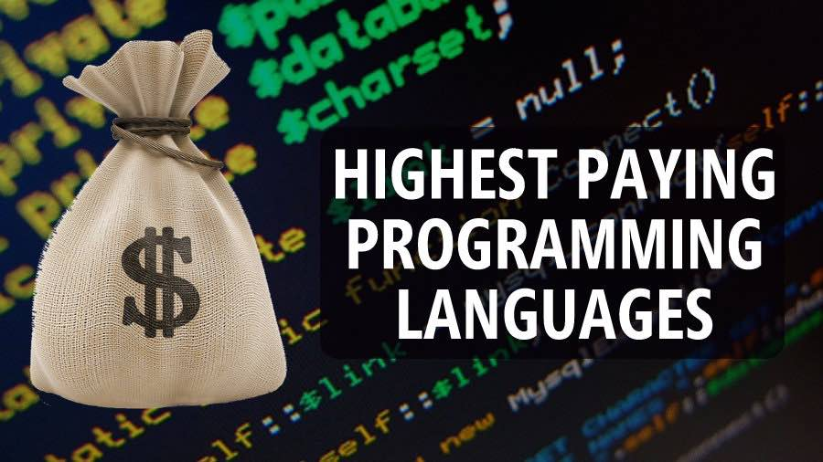 POST top 5 programming languages