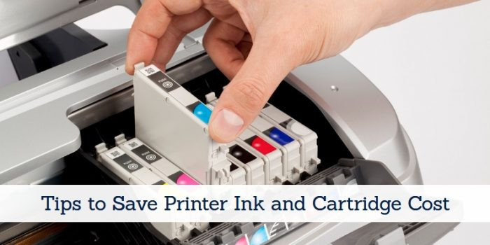 Tips to Save Printer Ink