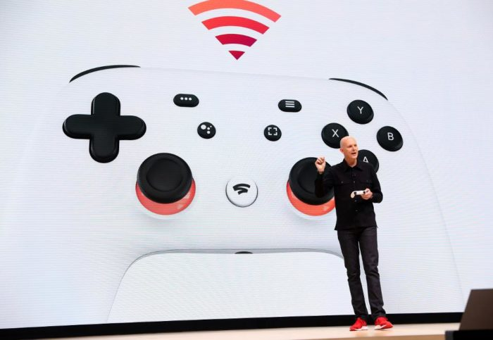 Google Stadia Game Streaming Service