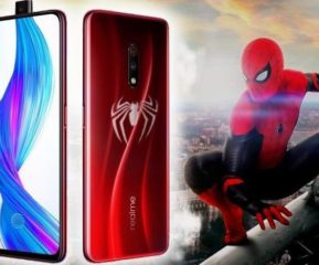 Realme X Spiderman Edition Launched, Details Inside