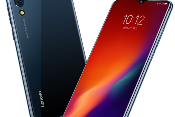 Download Lenovo Z6 Stock Wallpapers