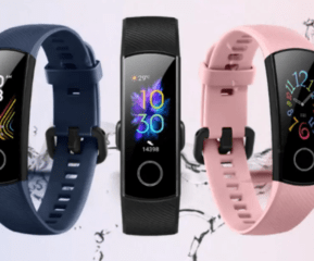 Honor Band 5 Fitness Band Launched in India
